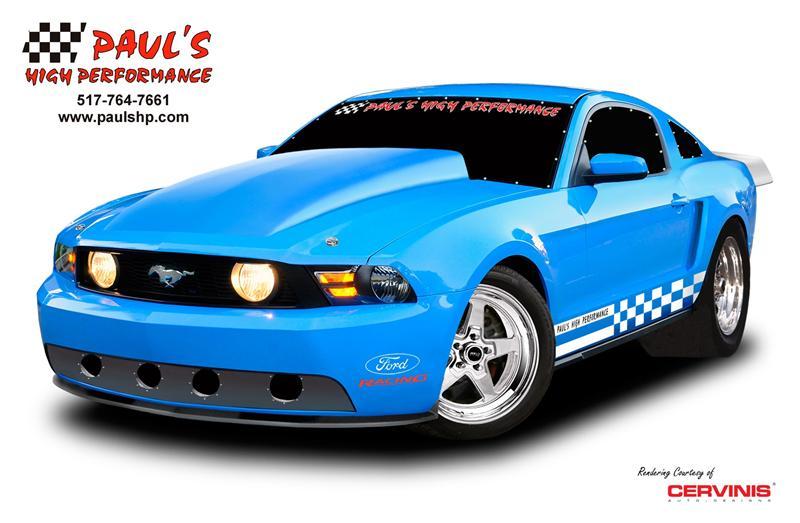 2010 Pauls High Performance Mustang