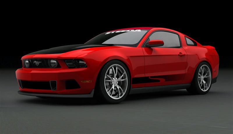 2010 Steeda Mustang Q350