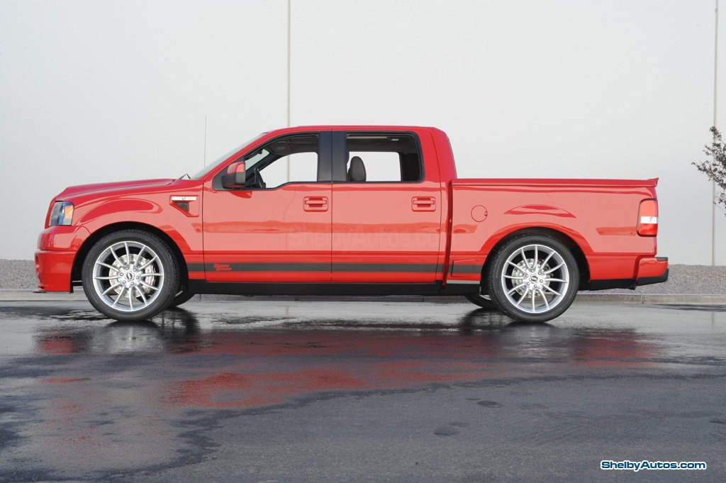 2010 Shelby F150 Super Snake Concept Image Photo 12 Of 12
