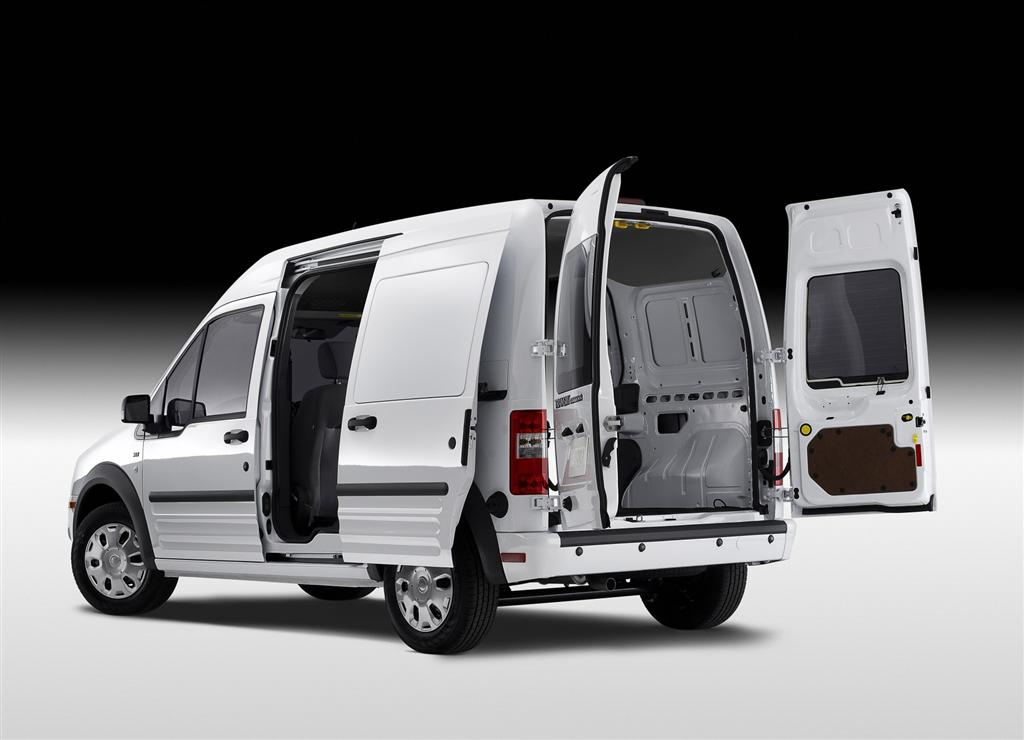 ford transit connect conceptcarzcom