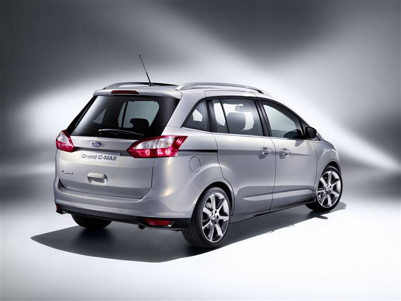 2010 Ford Grand C Max