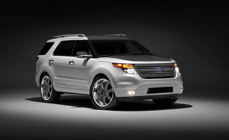 2017 Ford Explorer By Cgs Performance Products