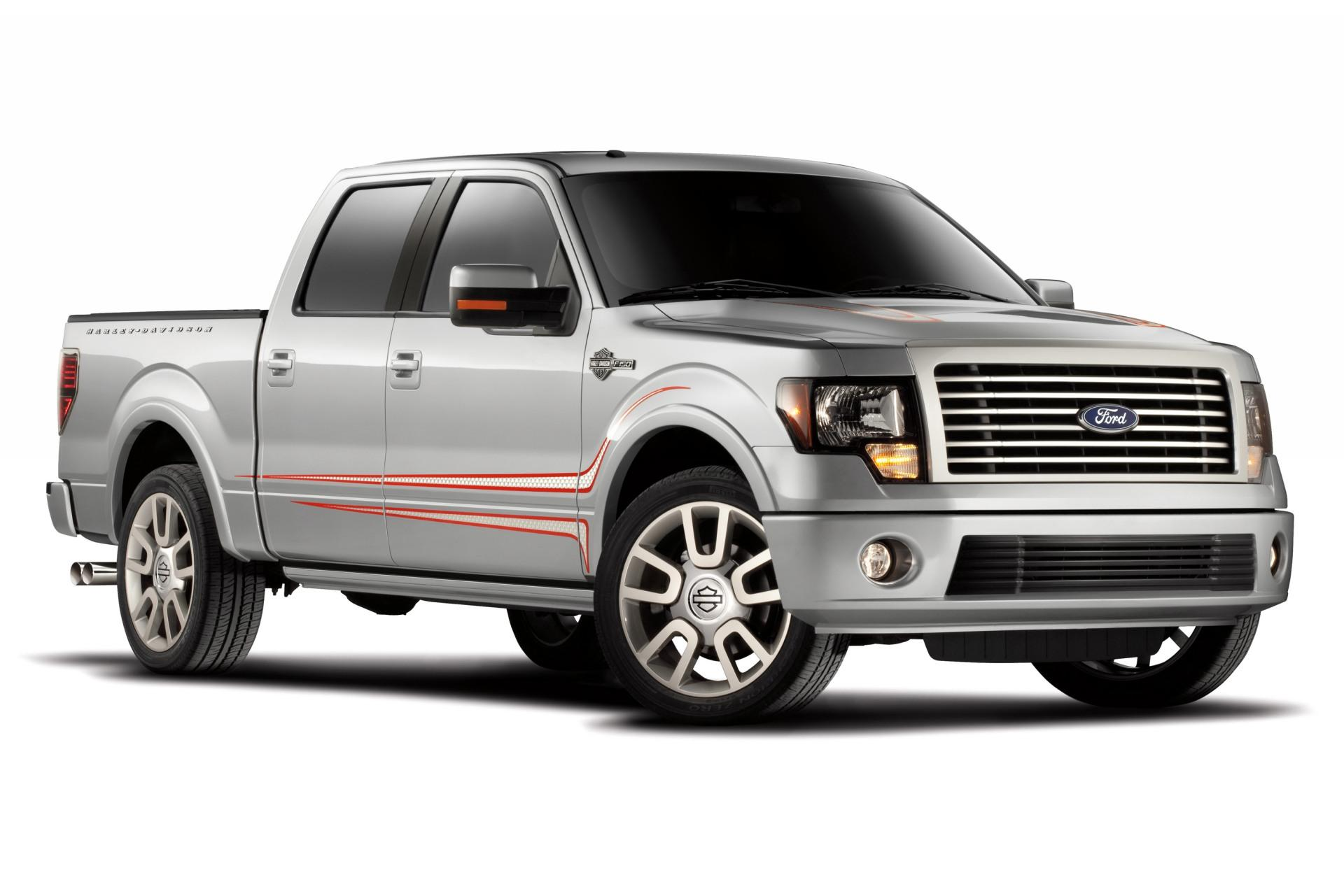 2011 ford harley davidson f 150 news and information for Newspaper wallpaper for sale