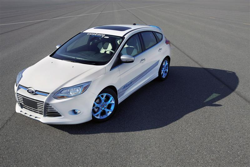2011 Ford Focus Personalization