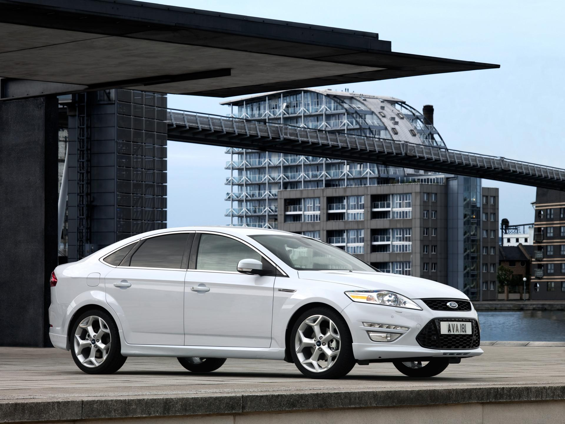 2011 Ford Mondeo News And Information Fusion Engine Compartment Diagram