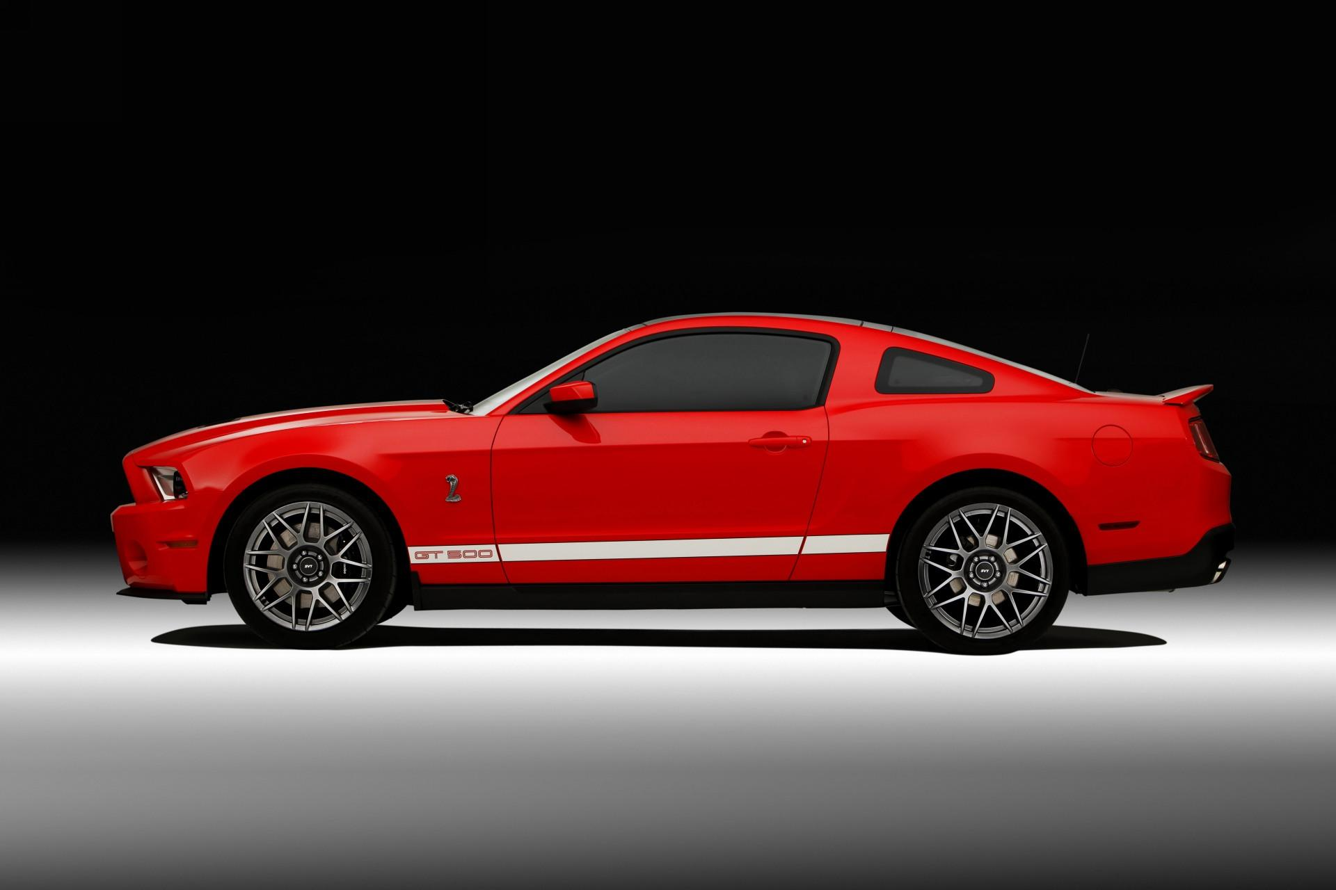 2011 Shelby GT500 Mustang News and Information