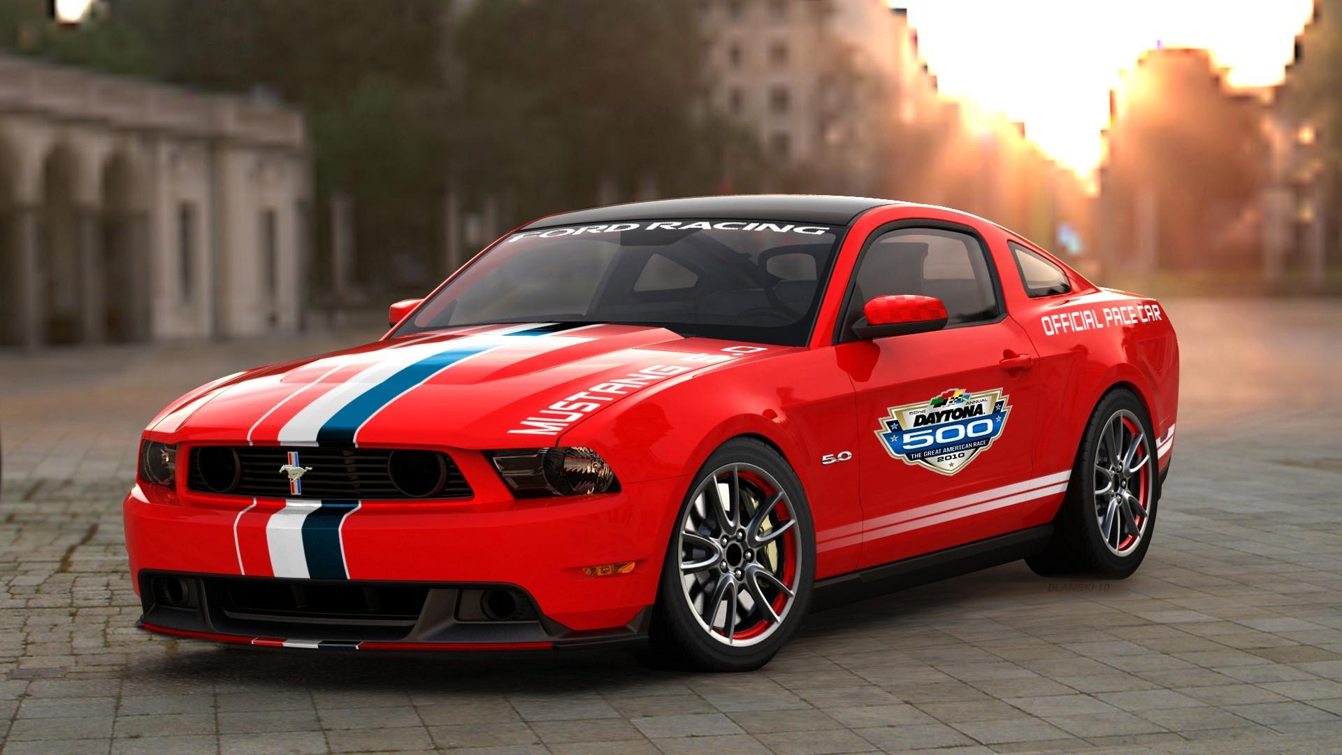Спортивный Ford без регистрации