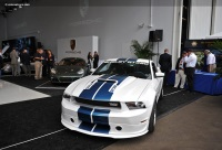 2011 Shelby GT350 Mustang image.