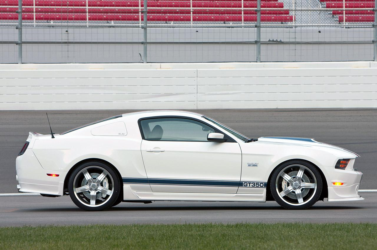2011 Shelby GT350 Mustang News and Information