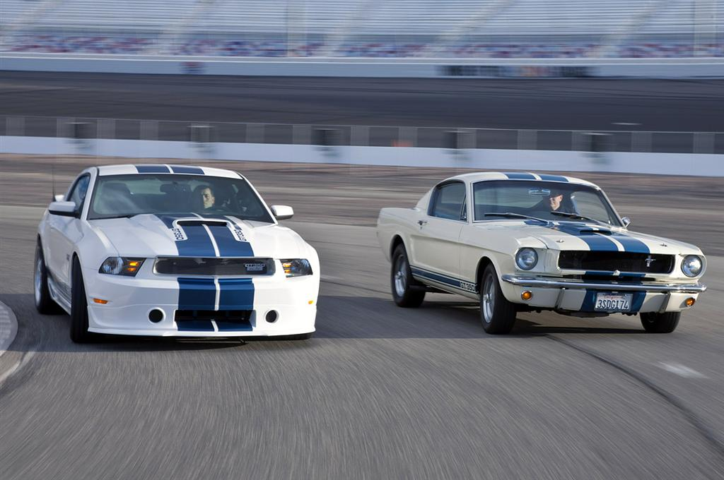 Auction Results and Sales Data for 2011 Shelby GT350 Mustang