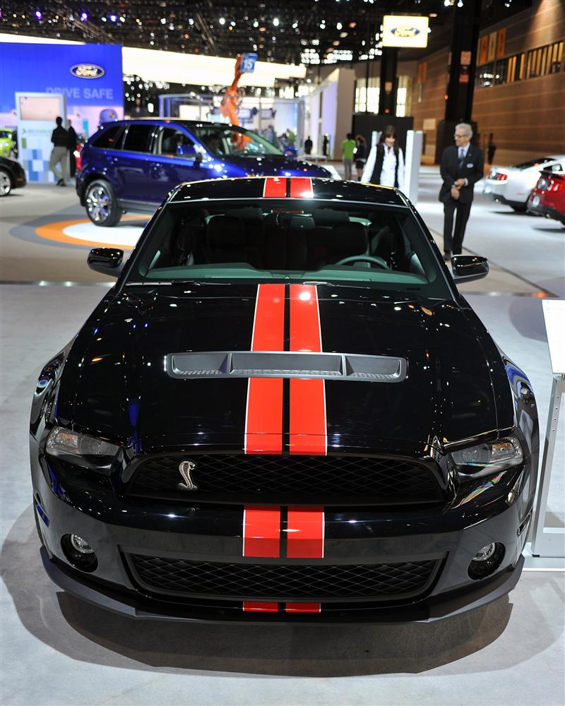Shelby Gt Coupe: 2011 Shelby Mustang GT500 News And Information