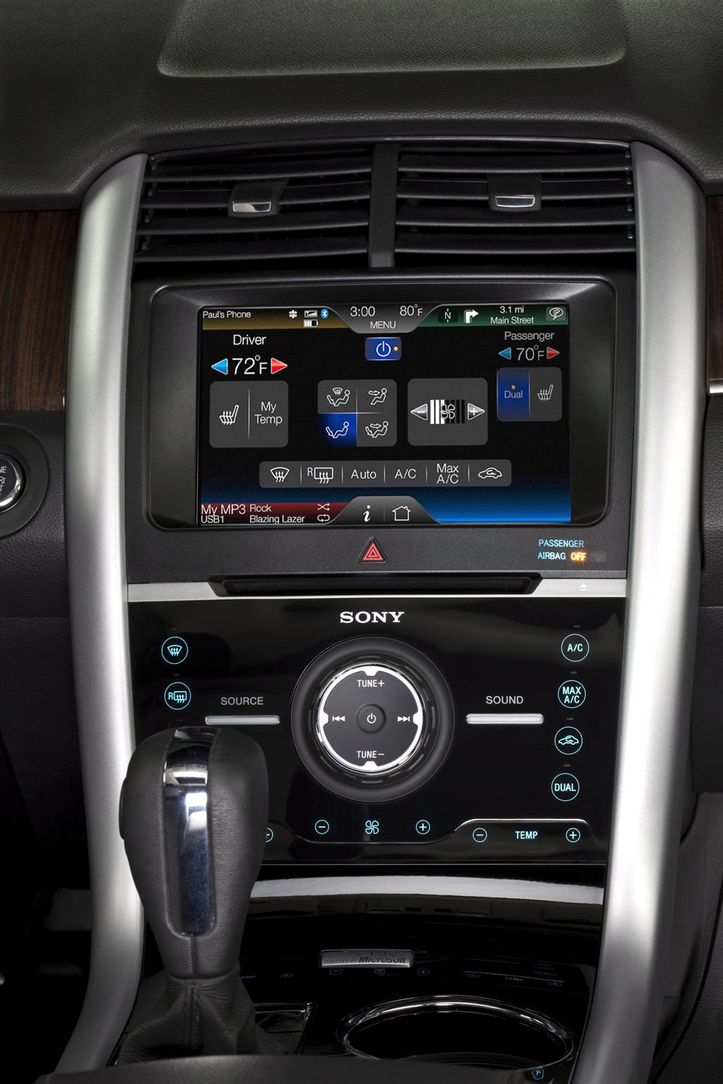 interior youtube auto sport ford edge and montreal at exterior watch show awd