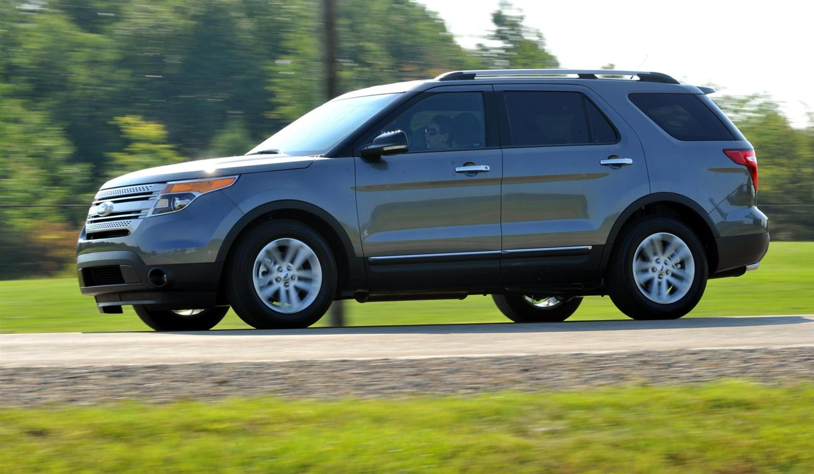 2012 Ford Explorer News And Information Sport