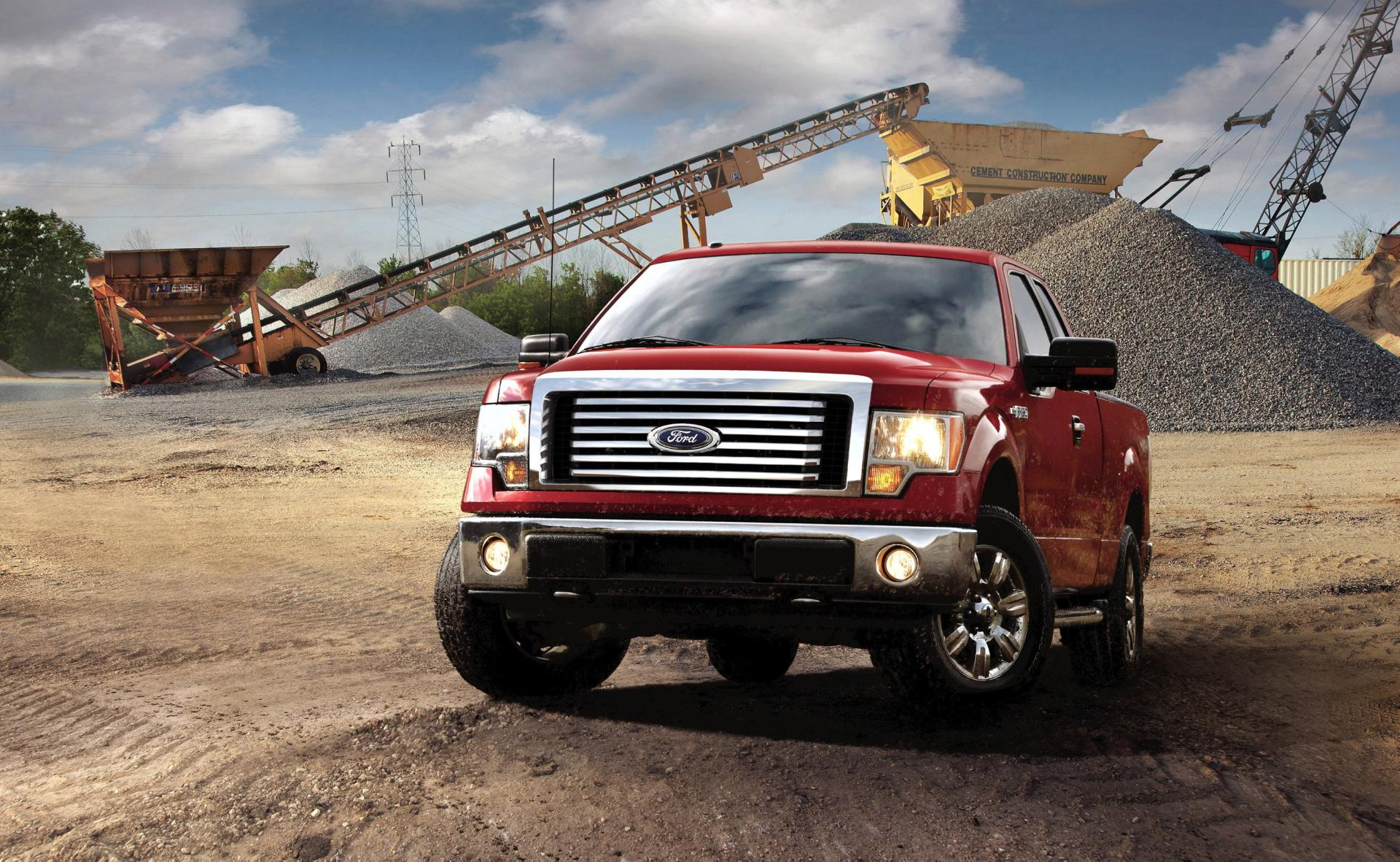 2012 Ford F Series