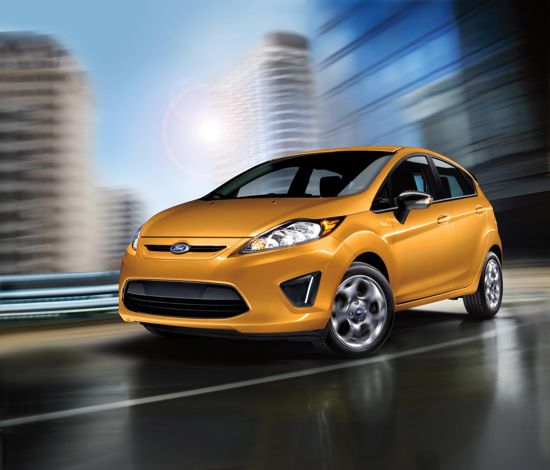 2012 Ford Fiesta News And Information