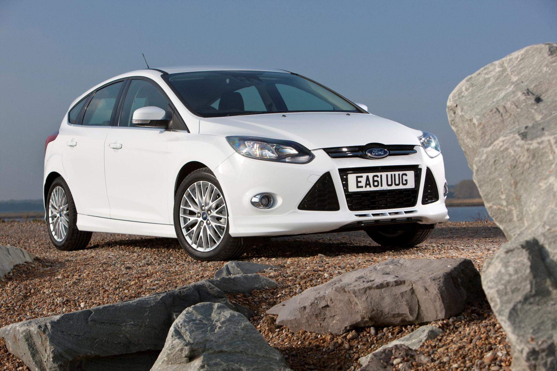 2012 Ford Focus Zetec S News And Information