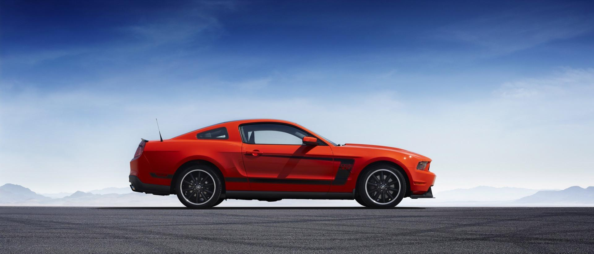 2012 Ford Mustang Boss 302 News and Information