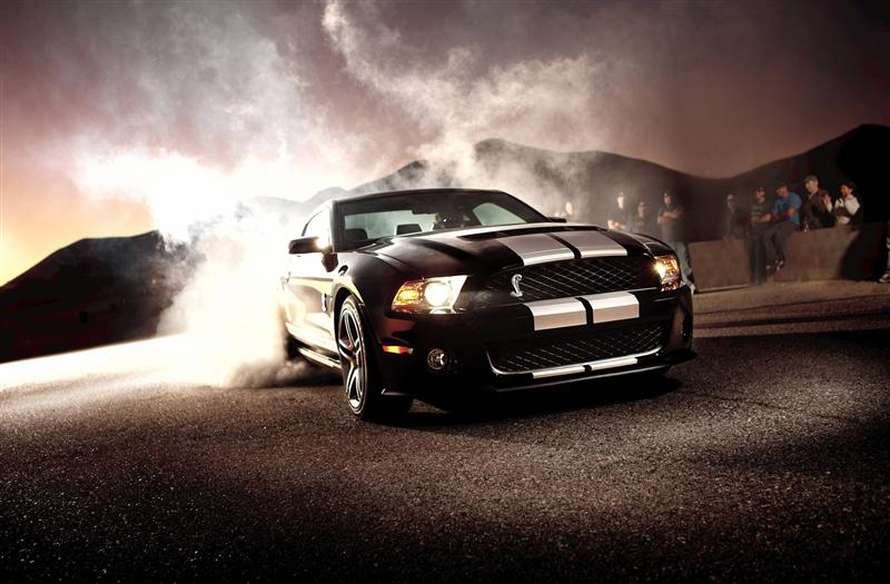 2012 Shelby Mustang GT500