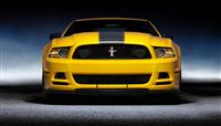 2013 Ford Mustang Boss 302 image.
