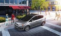 Ford C-MAX Hybrid Monthly Vehicle Sales
