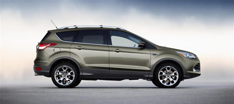 2013 ford escape news and information - conceptcarz