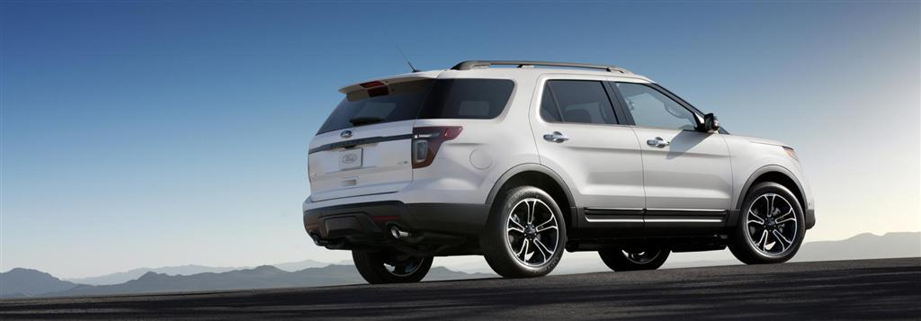 2018 Ford Explorer >> 2013 Ford Explorer Sport Image. Photo 40 of 41