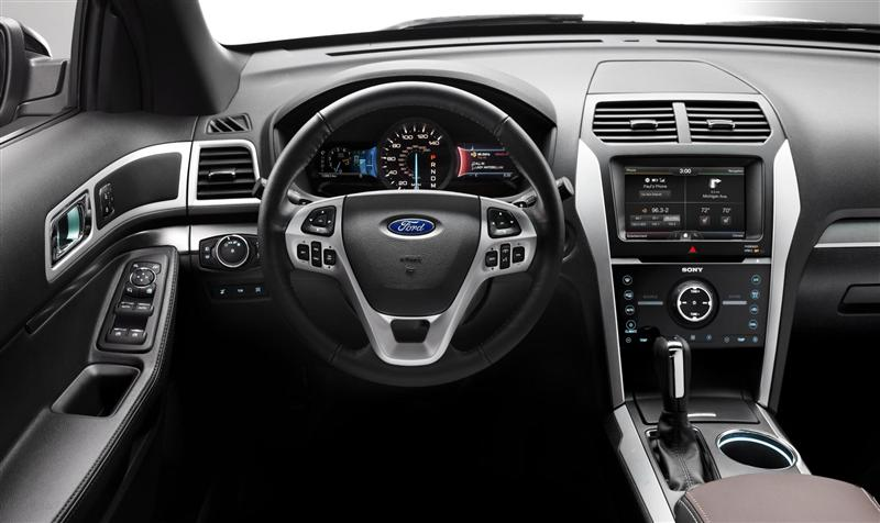 Ford Escape 2014 Custom >> 2013 Ford Explorer Sport Image. Photo 6 of 41