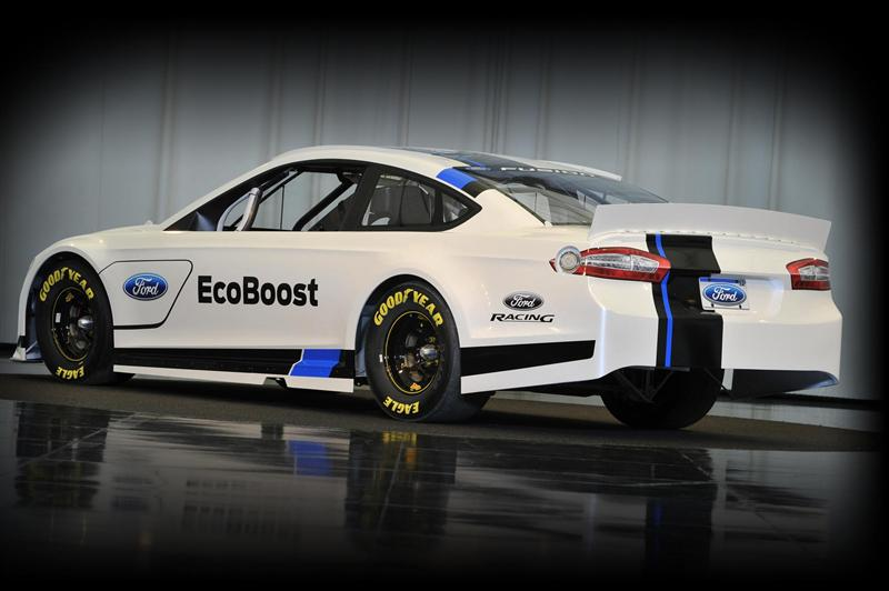2013 Ford Fusion Nascar Sprint Cup Image Photo 4 Of 5