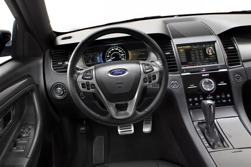 2013 ford taurus sho image. https://www.conceptcarz/images/ford