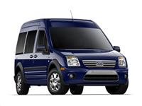 Ford Transit Connect Monthly Vehicle Sales