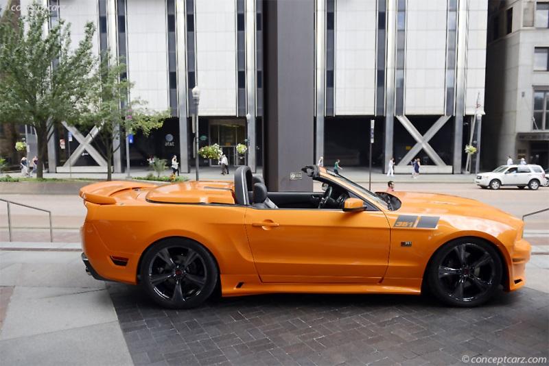 2013 Saleen Mustang 351