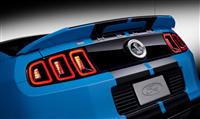 2013 Shelby Mustang GT500 Convertible