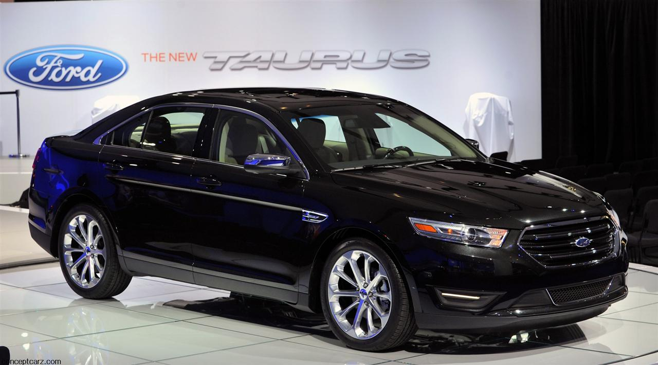 2013 Ford Taurus Image Https Www Conceptcarz Com Images