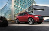 Ford Edge Monthly Vehicle Sales