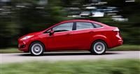 Ford Fiesta Monthly Vehicle Sales