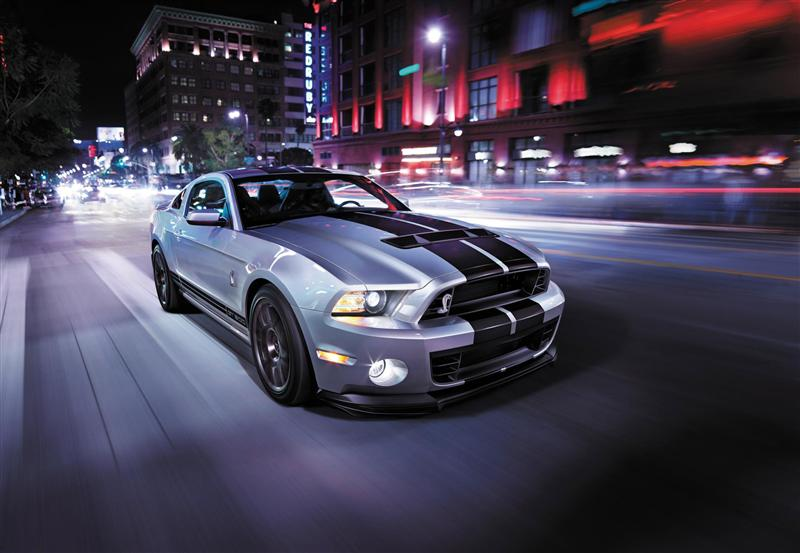 Mustang Concept >> 2014 Shelby Mustang GT500 Image. Photo 15 of 20