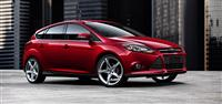 Ford Focus Monthly Vehicle Sales