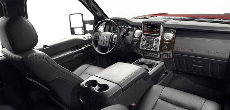 2014 Ford F-Series Super Duty