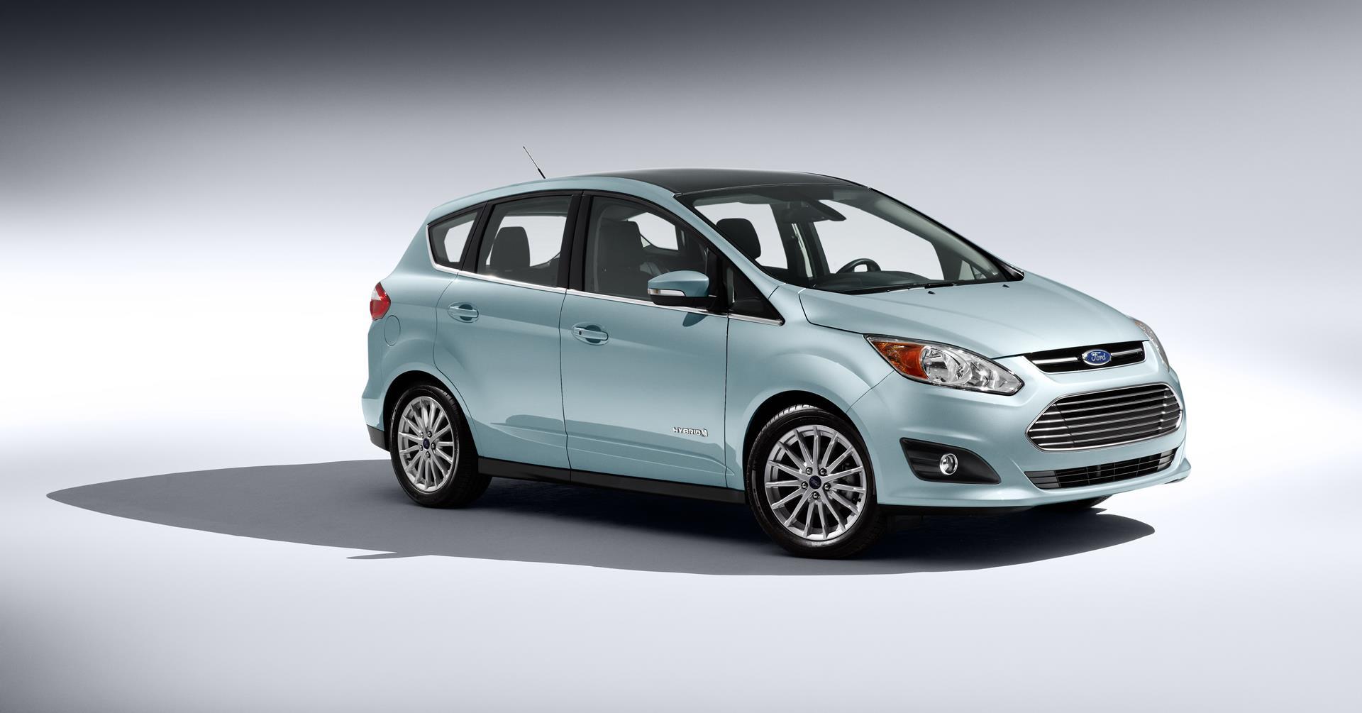 2015 Ford C-Max - conceptcarz.com