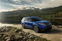 2015 Ford Explorer image.