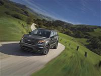 2015 Ford Explorer Sport image.