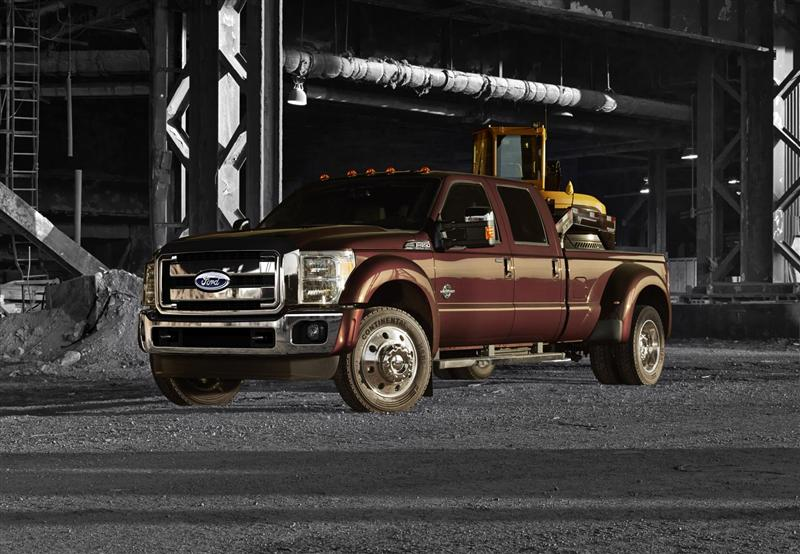 2015 Ford F-Series Super Duty