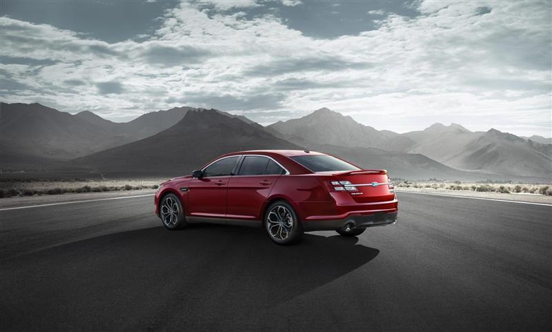 2015 Ford Taurus Sho News And Information Conceptcarz Com