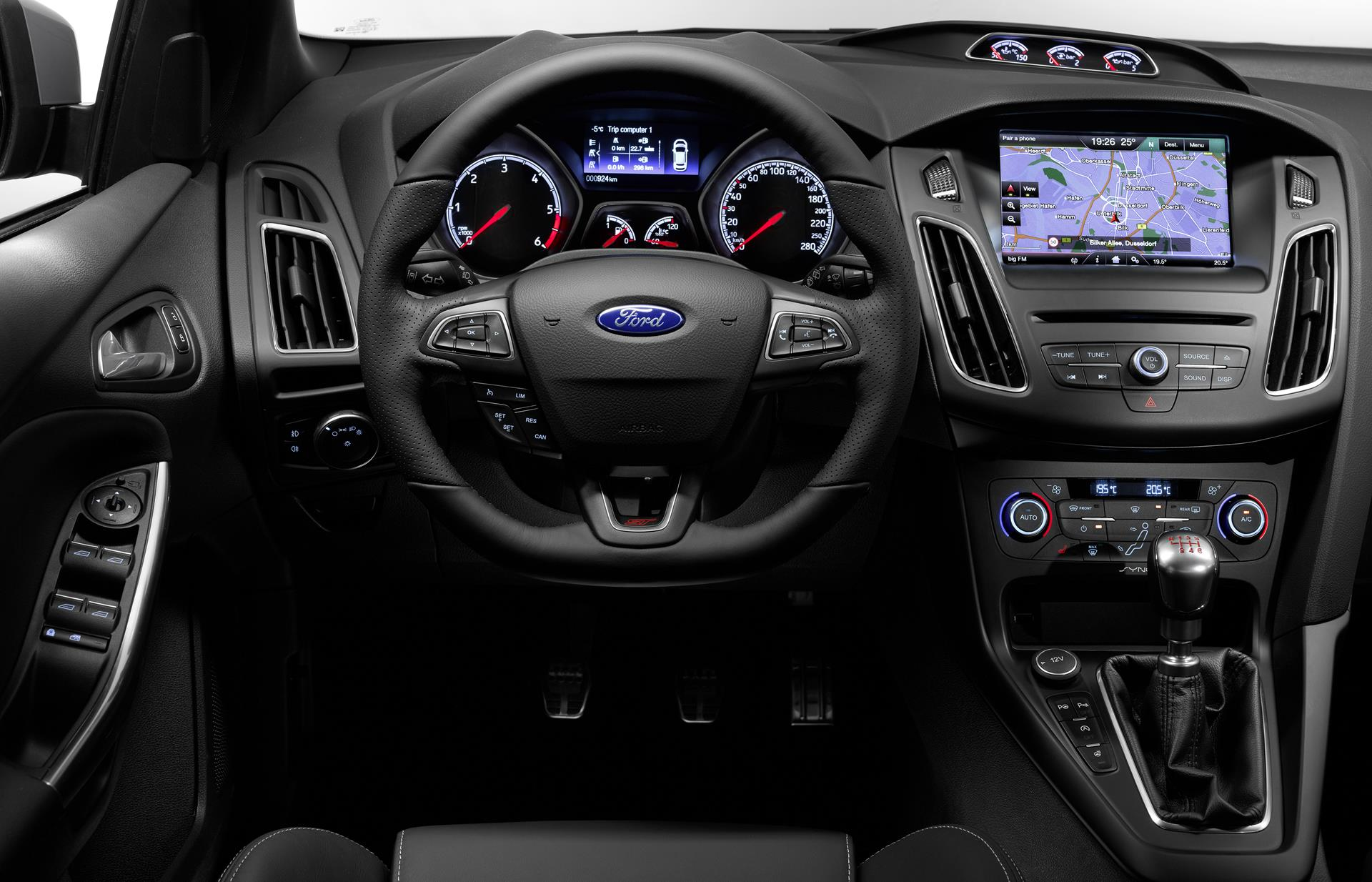 2015 Ford Focus ST