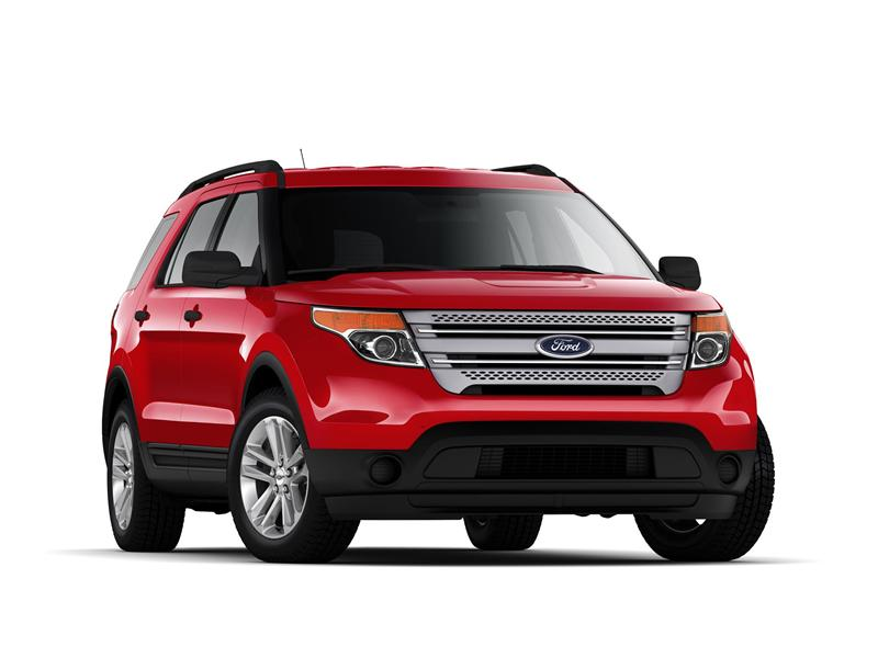 Ford Explorer Concept >> 2015 Ford Explorer Image. Photo 13 of 19