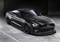 2015 Hennessey Mustang image.