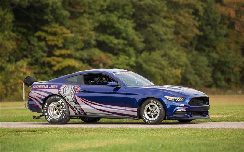 Cobra Jet Mustang >> 2016 Ford Cobra Jet Mustang Image. Photo 16 of 16