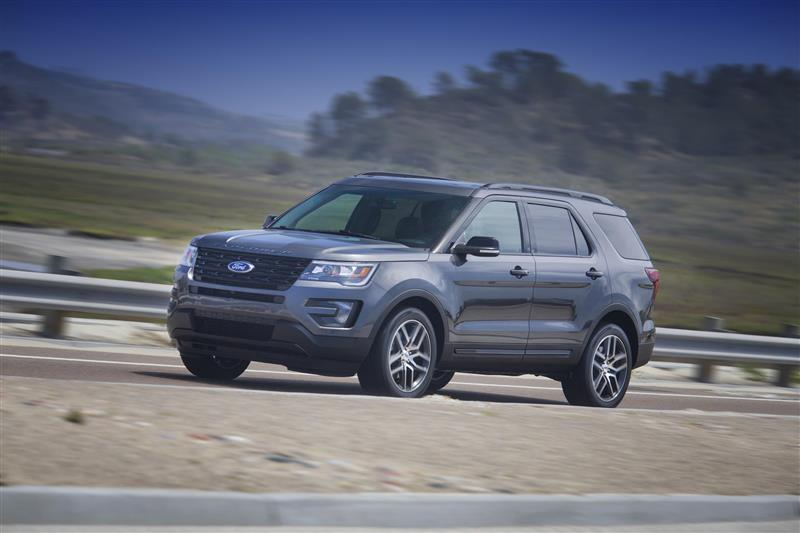 2018 Ford Explorer >> 2016 Ford Explorer Image. Photo 11 of 38