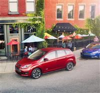 2017 Ford C-Max Energi image.