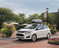 Ford C-Max Monthly Sales